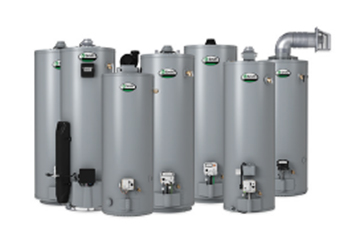 Group of water heaters