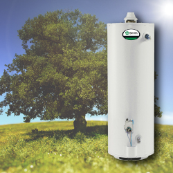 A.O. Smith hot water heater
